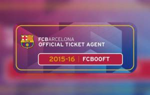 Barcelona official ticket agent