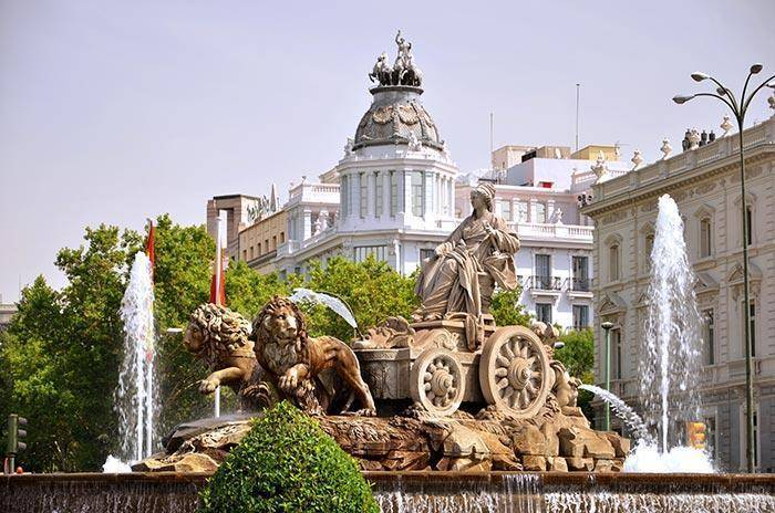 Madrid -medium