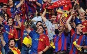 Barcelona 7 fans reisen