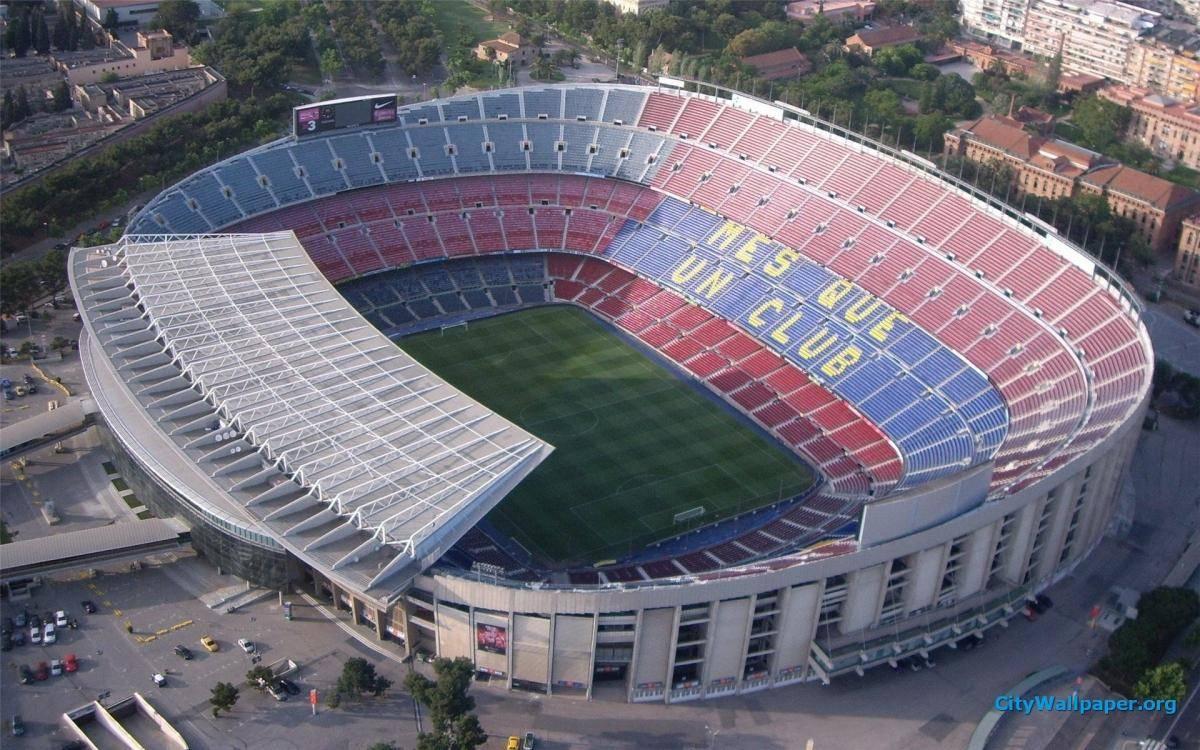 Barcelona 8 Stadium tour