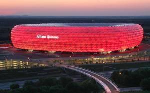 Bayern Munchen - Fussballreisen