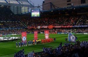 Chelsea 25 Champions League