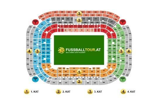 AC Milan Stadium AT