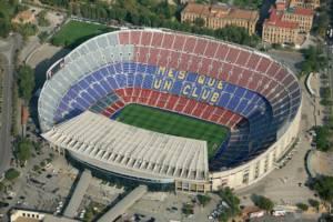 Barcelona 11 - Fussballreisen