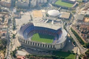 Barcelona 13 - Fanreisen