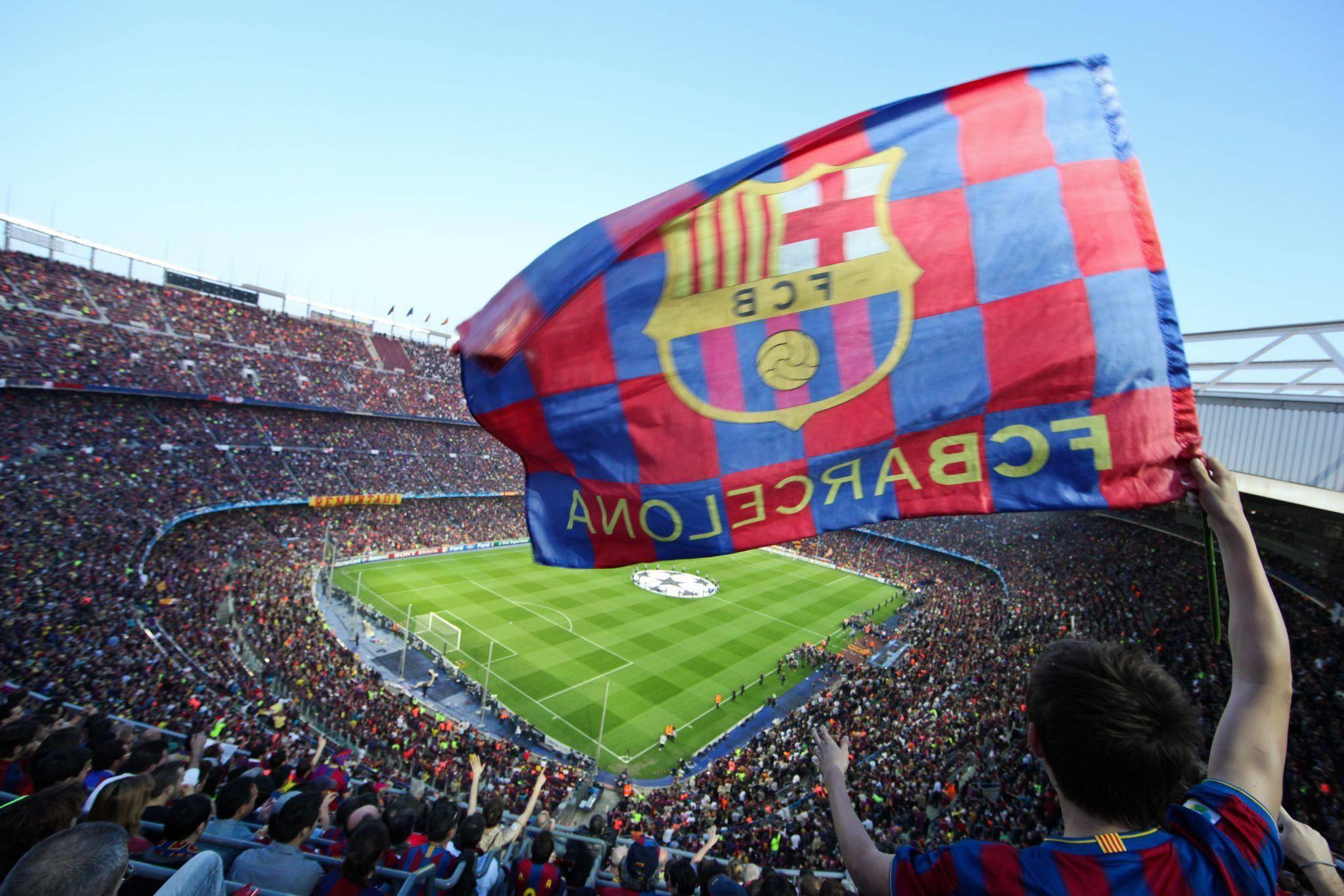 Barcelona 2 Camp Nou