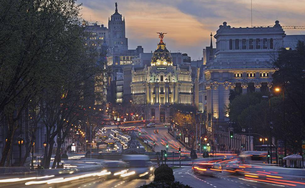Madrid Reisen