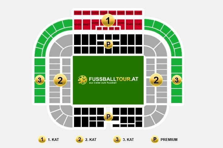 Man Utd Stadium AT