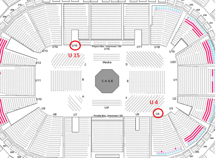 ufc tickets hamburg