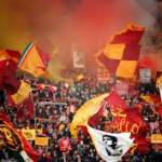 AS Roma - Fans - Fußball - Reise